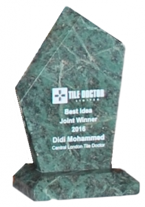 Tile Doctor Innovation Award