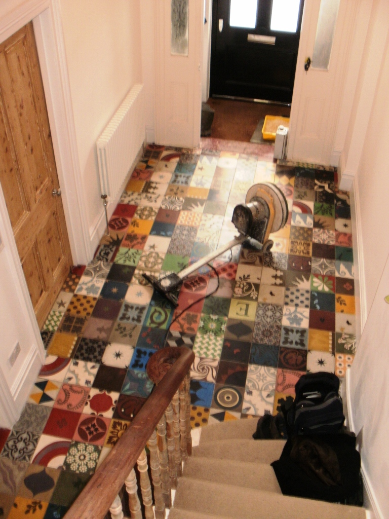 Emery and Cie Tiles After