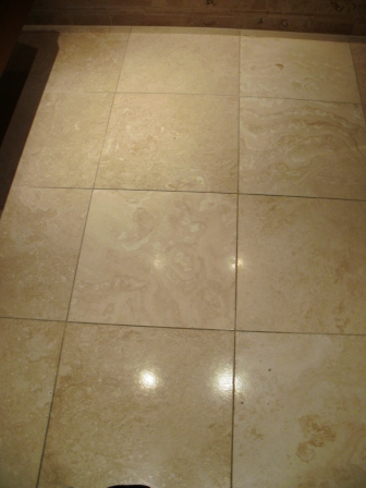 Central London Travertine