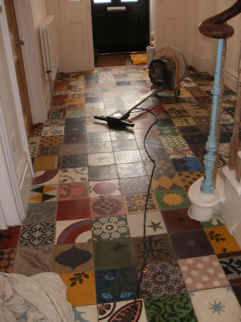 Stone Sealing Products Tile Cleaners Tile Cleaning - How to clean cement tile floors