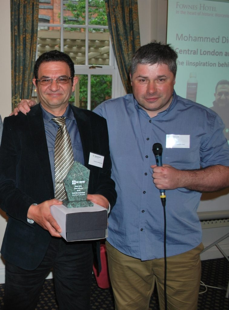 Tile Doctor Innovation Award Presentation